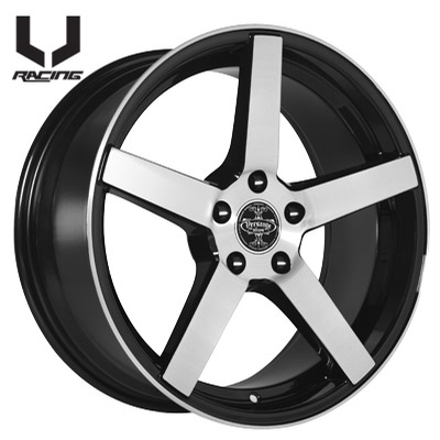 V Racing VE-504 Machined Black