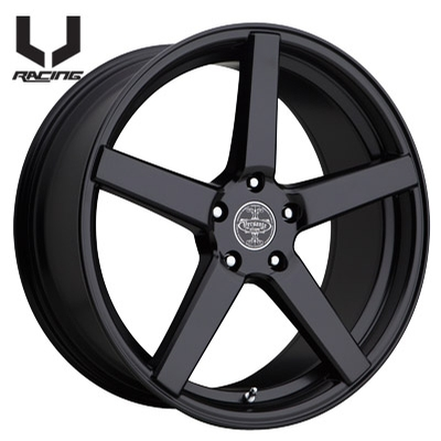 V Racing VE-504 Matte Black