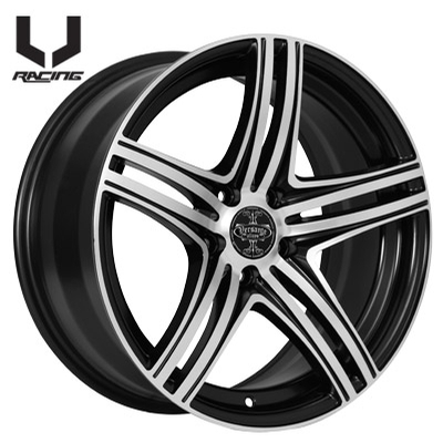 V Racing VE-506 Machined Black