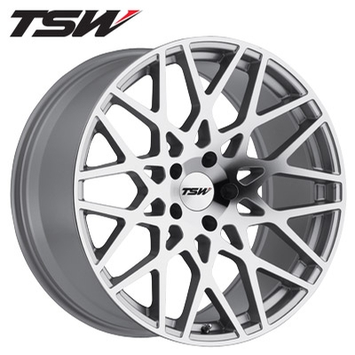 TSW Vale Silver w/Machined Face