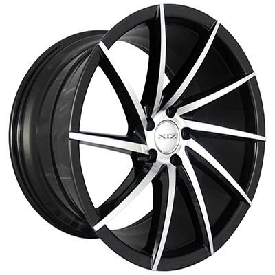 XIX XF55 Machined Black