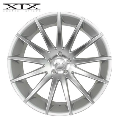 XIX X39 Silver w/Machined