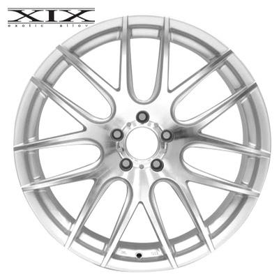 XIX X43 Silver Machined
