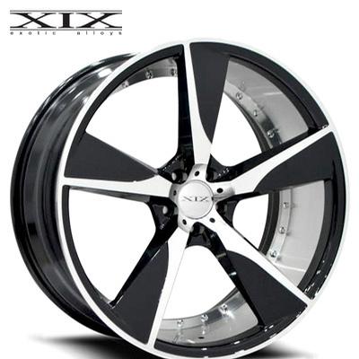 XIX X45 Black Machined