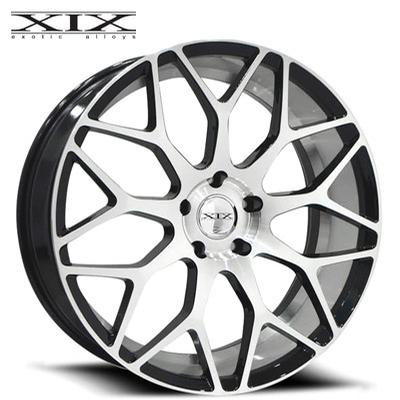 XIX X47 Machined Black