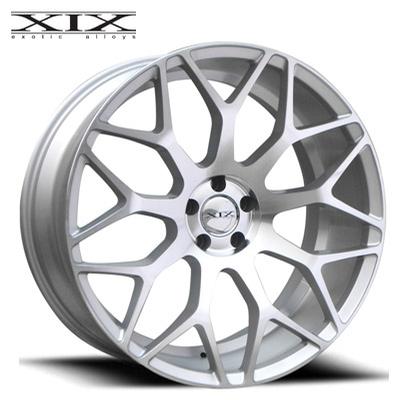 XIX X47 Silver Machined