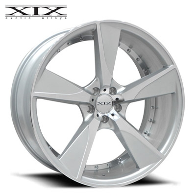 XIX X45 Silver Machined