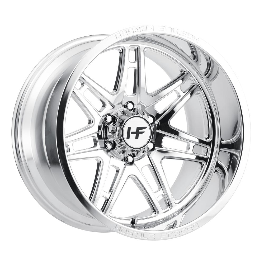 Hostile Forged HF05 Atomic Polished 6-Lug
