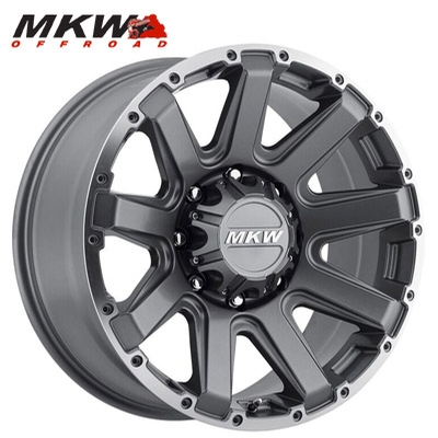 MKW Offroad M94 Grey w/Machined